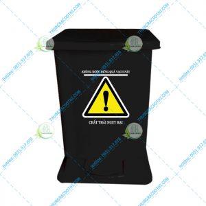 giá thùng rác bệnh viện 15 lít