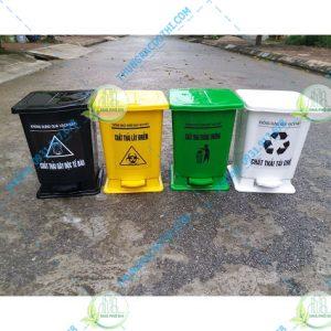 Giá thùng rác y tế