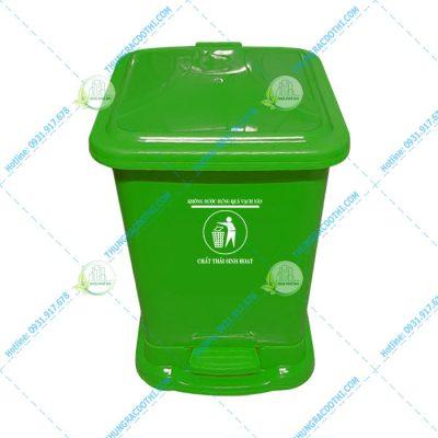 Thùng rác nhựa Y Tế 30 lít