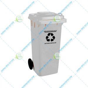 thùng rác y tế 100 lít