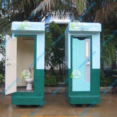 nhà vệ sinh công cộng composite