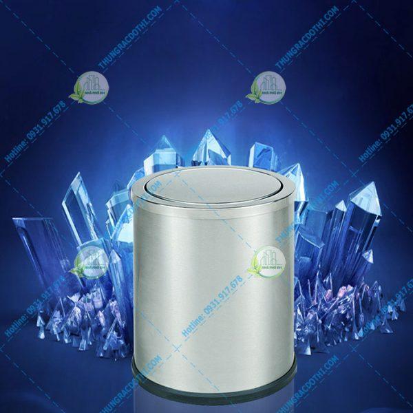 thùng rác inox quảng trị