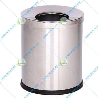 thùng rác inox mini giá rẻ