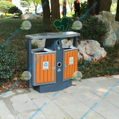 thùng rác ngoài trời quảng bình