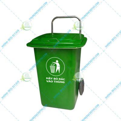 báo giá thùng rác composite