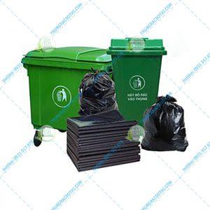 bao rác cuộn