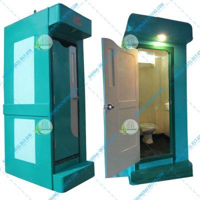 nhà vệ sinh composite
