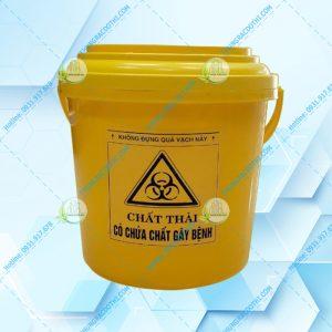 thùng đựng rác y tế 22 Lít