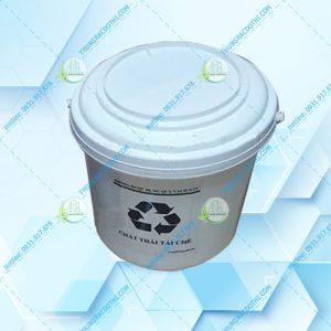 thùng rác y tế 22 lít
