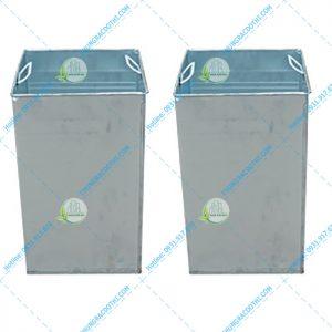 thùng đựng rác thải ngoài trời