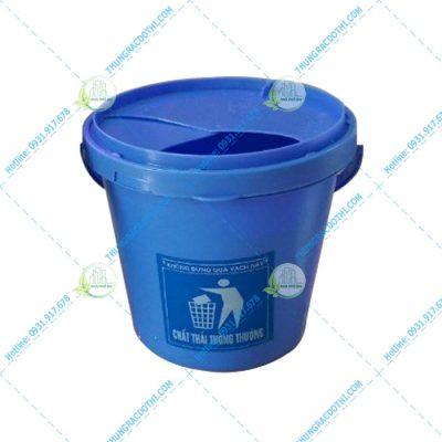 thùng đựng rác thải y tế 6 lít