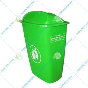 thùng rác 50 lít giá rẻ