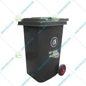 thùng rác composite 240 lít