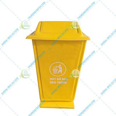 thùng rác composite 60l