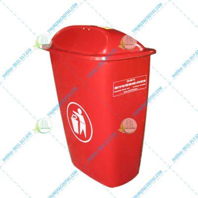 thùng rác nhựa 50 lít