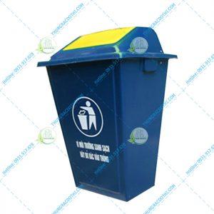 thùng rác nhựa 60 lít tại quảng trị