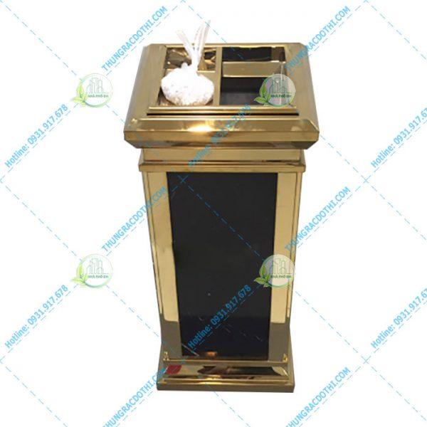 mua thùng rác đá hoa cương