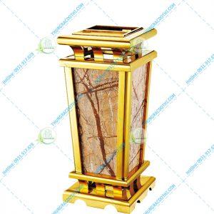 mua thùng rác đá hoa cương giá rẻ