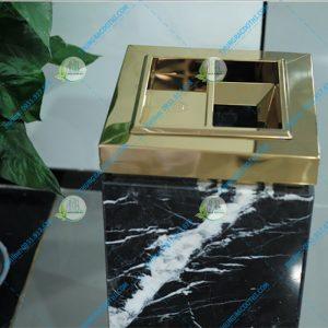 thùng rác đá cẩm thạch giá rẻ