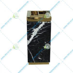 thùng rác đá hoa cương hc19