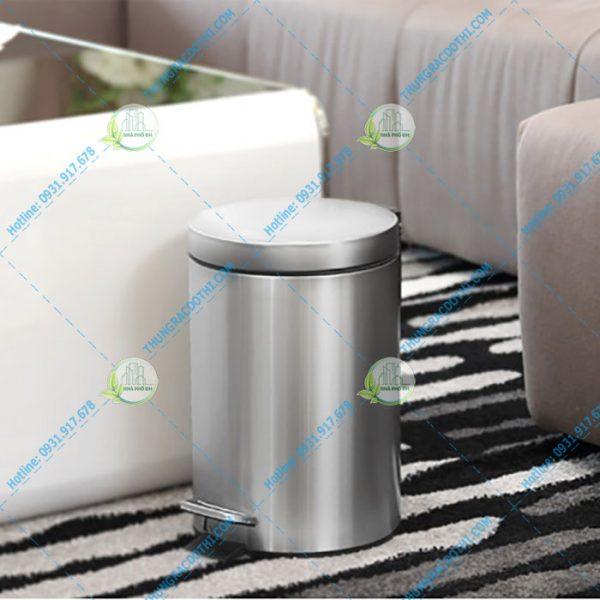 thùng rác mini văn phòng 7 lít