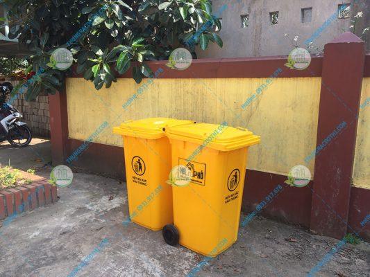 địa chỉ mua thùng rác tại gio linh