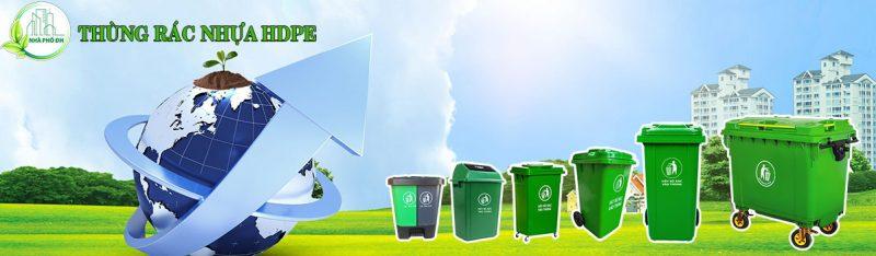 Thùng rác ở quảng bình