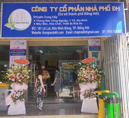 Nhà phố Quảng Bình