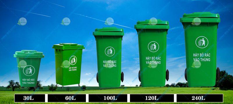 thùng để rác