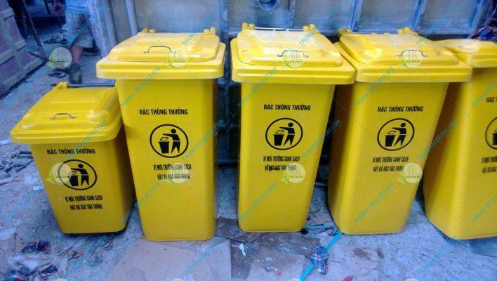 thùng đựng chất thải
